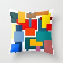 CB #8 Throw Pillow