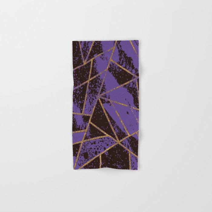 Abstract #989 Hand & Bath Towel