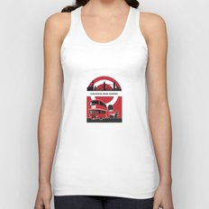 Greetings from London Unisex Tank Top