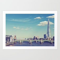 London... Art Print