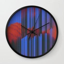 Sunset Melodic Wall Clock