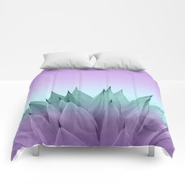 Agave Vibes #7 #tropical #decor #art #society6 Comforters