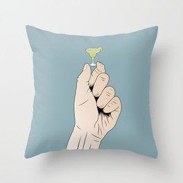 Little Margarita Throw Pillow