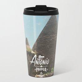 San Antonio de Padua Travel Mug