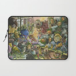 Chocolate Factory Laptop Sleeve