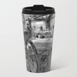 Transportation Travel Mug