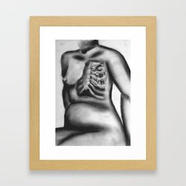 ont Framed Art Print