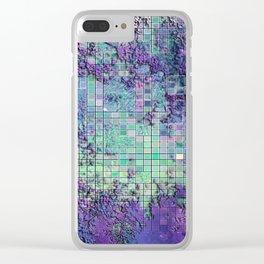 Scum Clear iPhone Case