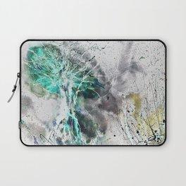 Space mushroom Laptop Sleeve