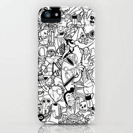 The Arts iPhone Case