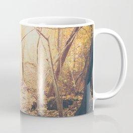 Blue cola mountain Coffee Mug