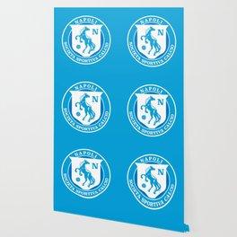 Naples Horse Football badge Wallpaper