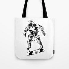 Astro-Skater Tote Bag