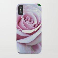Blushing Bloom Slim Case iPhone X