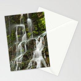 Ho Opi'i Waterfall  Stationery Cards
