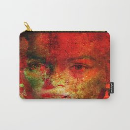 Marilyne behind the mirror Carry-All Pouch