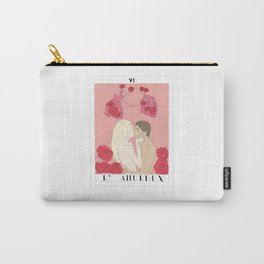 l'amureux - the lovers Carry-All Pouch