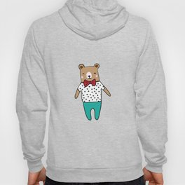 Cute little bear Hoody
