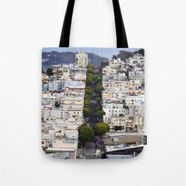 S.F. Living Tote Bag