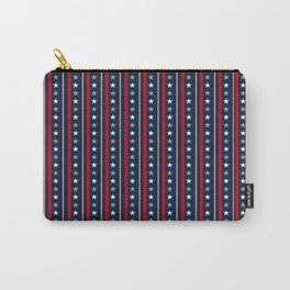 Usa colors pattern Carry-All Pouch