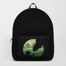 Horse Girl Cute Horse Ride design Gift for Horse Riders and Backpack
