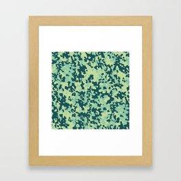 CAMO02 Framed Art Print