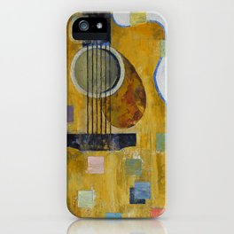 King of Guitars iPhone Case