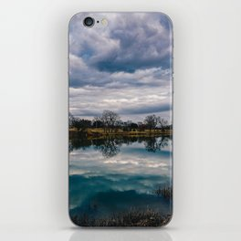 Waco Reflection iPhone Skin