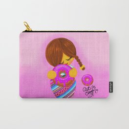 I heart donuts Carry-All Pouch