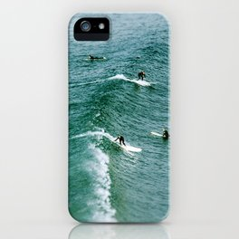 Toy Surf iPhone Case