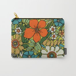 70s Plate Carry-All Pouch