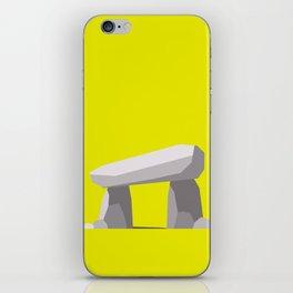 Dolmen (western portal) iPhone Skin