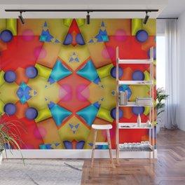 3D-Geometrix ... Wall Mural