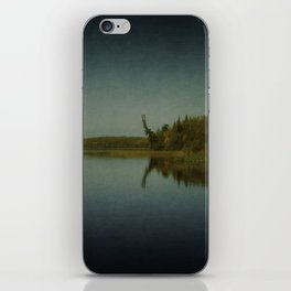 His reach exceeds his grasp. iPhone Skin