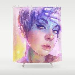 Hark Work Shower Curtain