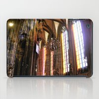 vienna iPad Cases featuring Only Vienna by Stokes Whitaker