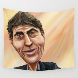 Rudi Garcia Caricature Wall Tapestry