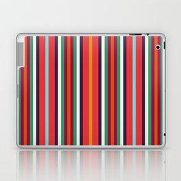 Stripes of Incas Laptop & iPad Skin