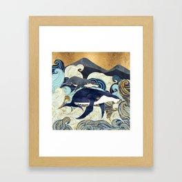Bond IV Framed Art Print