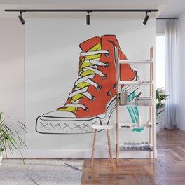Gum Wall Mural