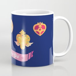 Fight Like A (Magical) Girl Coffee Mug