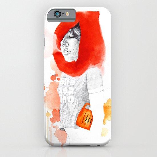 Recuerdos iPhone & iPod Case