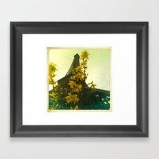 The Eiffel Flower Framed Art Print