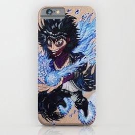 My Hero Academia - Dabi iPhone Case