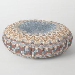 Some Other Mandala 423 Floor Pillow