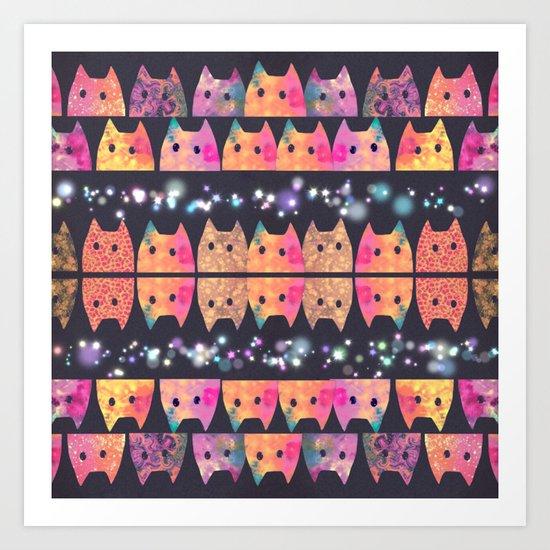 cat-269 Art Print