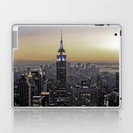 NYC City Scape - New York Photography Laptop & iPad Skin