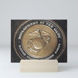 United States Marine Corps Mini Art Print