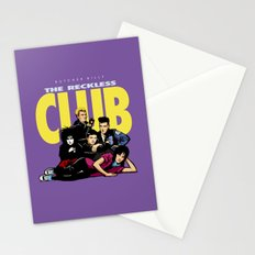 The Reckless Club Stationery Cards