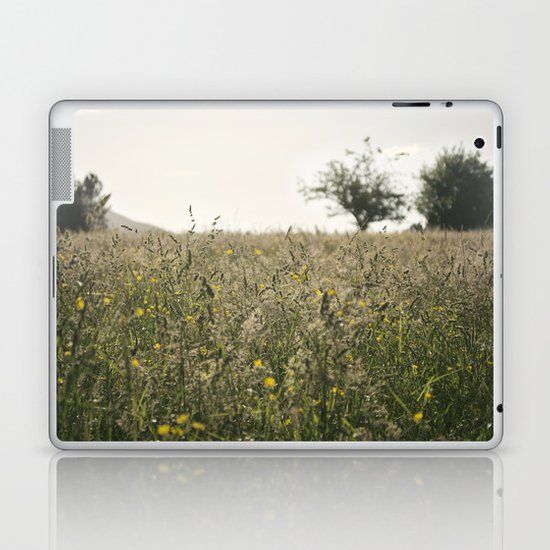paisaje Laptop & iPad Skin
